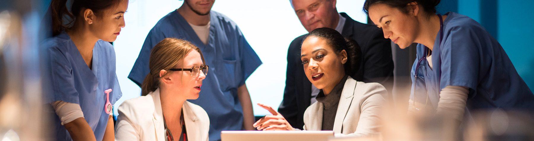 UConn Online Nurse Leadership master's Degree Program